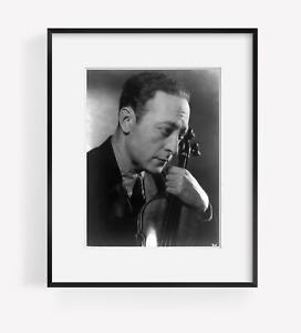 Photo-Jascha-Heifetz-1901-1987-Greatest-Violinist-of-all-time