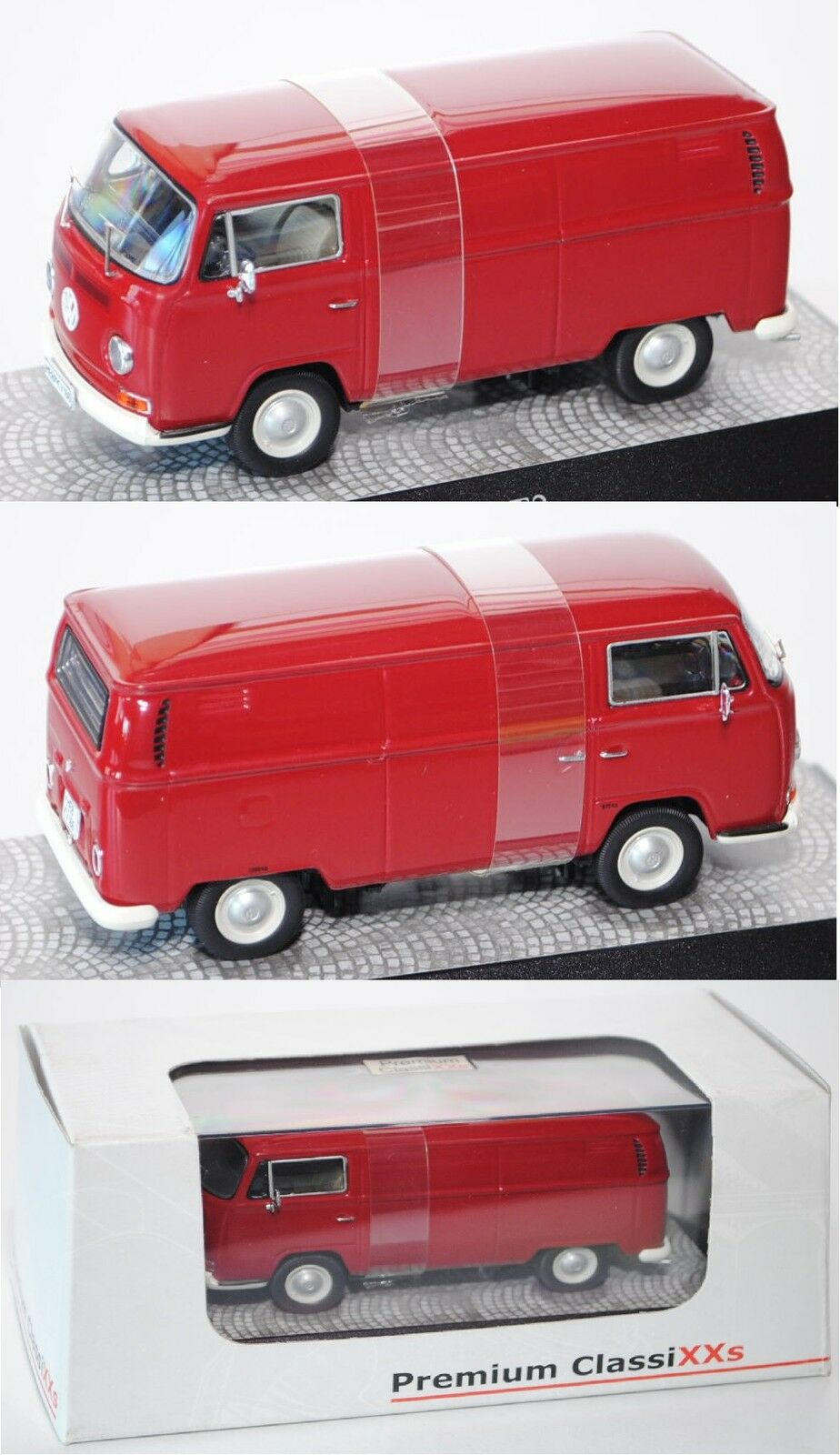Premium ClassiXXs ClassiXXs ClassiXXs 11251 VOLKSWAGEN transporteur camionnette (type t2a), 1:43, NEUF dans sa boîte | Fabrication Habile  ce133a