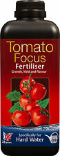 1 Litre - Tomato Focus (Hard Water) Tomato Fertilizer -  Nutrients / Feed
