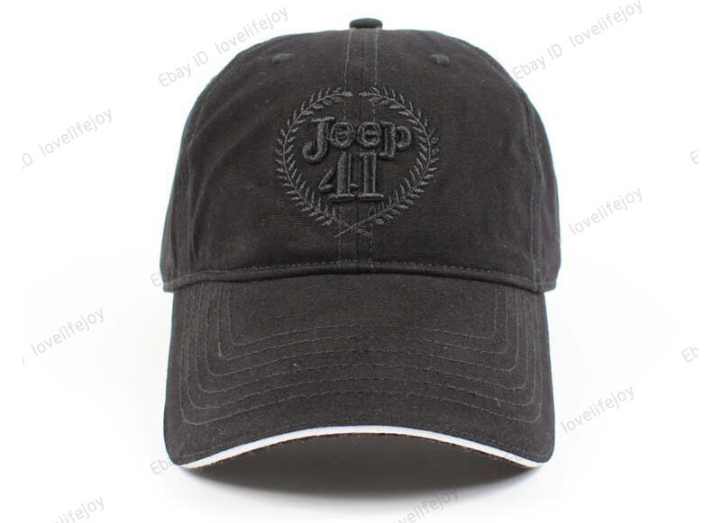4 Colors Jeep Cap Men S Hat Baseball Cap Golf Ball Casual