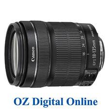 New Canon EF-S 18-135mm f/3.5-5.6 IS STM Lens For 650d 7D 60D 1 Year Au Wty