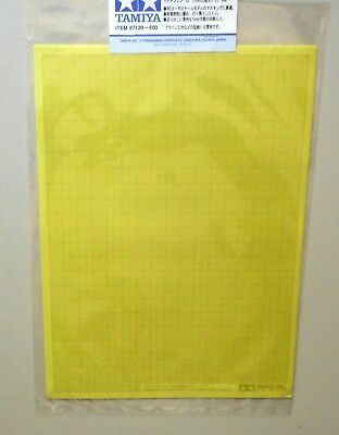 5pcs 1mm Grid Tamiya 87129 Masking Sticker Sheet :RC Car Bodies,Static Model