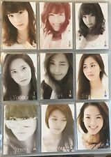 Girls' Generation SNSD Star Card Collection Season 1 Complete Set of 005