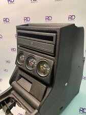 Rare Vdo 52mm Rhd Gauge Panel For Votex Console Vw Golf Mk2 Jetta Gti 16v G60
