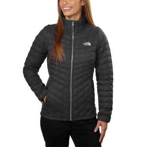 Permaloft Zip The Thermoball Nwt Face North Womens Black Medium Jacket Maat Full nXYwYT78xq