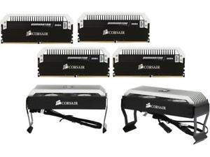 CORSAIR Dominator Platinum 128GB (8 x 16GB) 288-Pin DDR4 SDRAM DDR4 3000 (PC4 24