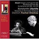Wolfgang Amadeus Mozart - Mozart: Adagio und Fugue KV 546; Klavierkonzert KV 456; Symphonien KV 202-KV 318 (2012)
