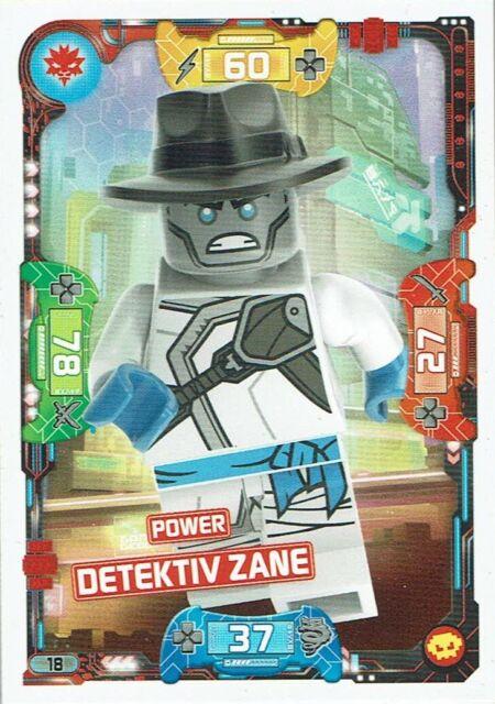 74-Level up ña-level-up-CARTE Lego Ninjago série 5 next level