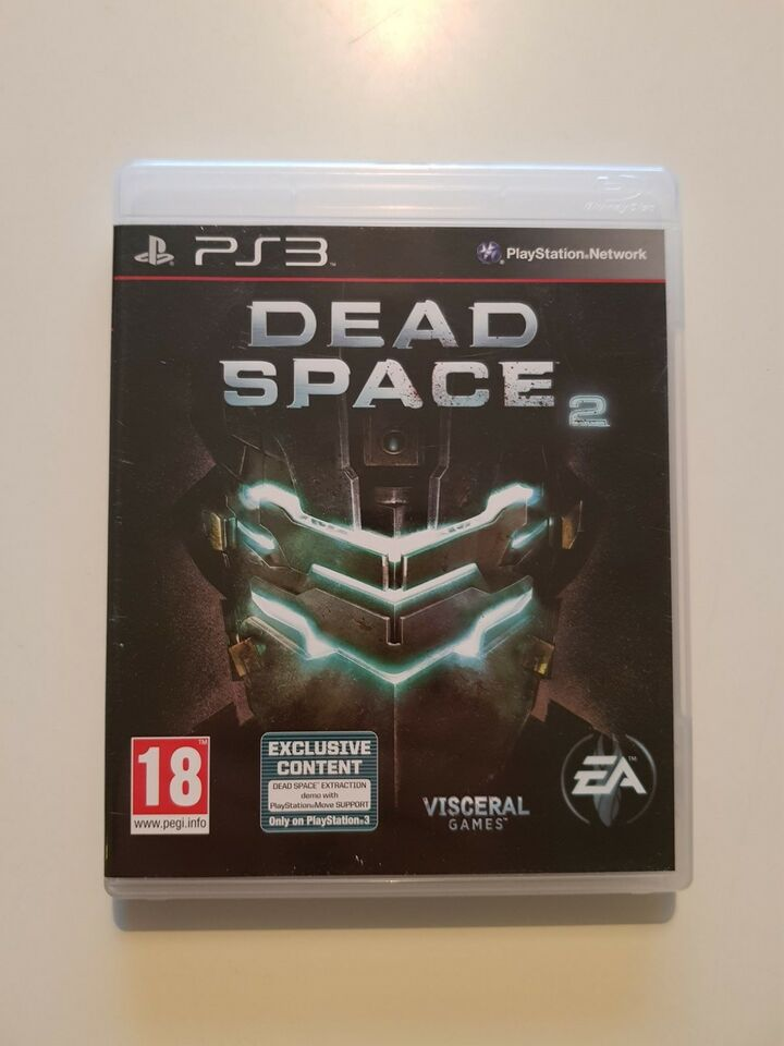 Dead Space 2, PS3