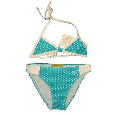 Bikinis Niña De Caprichosa , Azul , Talla 6 Ultima Tecnologia