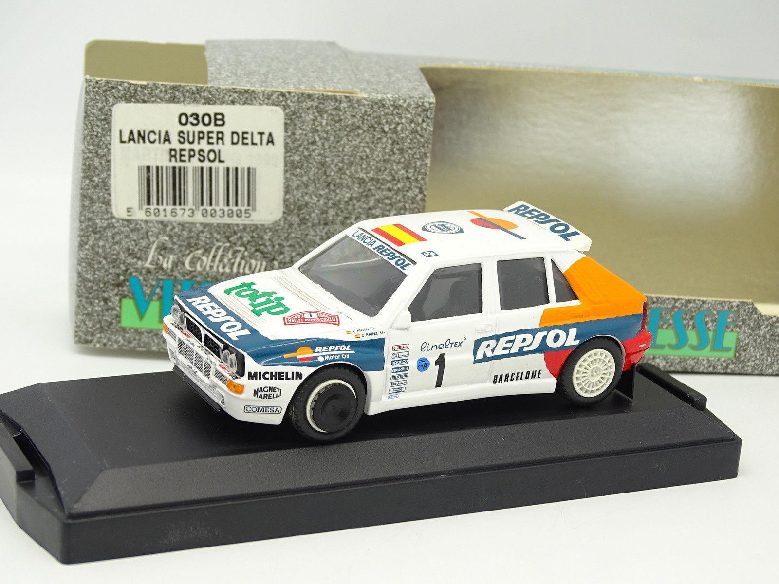 Vitesse 1 43 - Lancia Super Delta Repsol Rallye Aufbau Carlo 1993