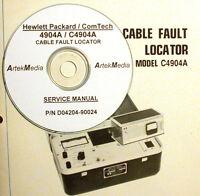 Hp / Com-tech 4904a / C4904a Service Manual