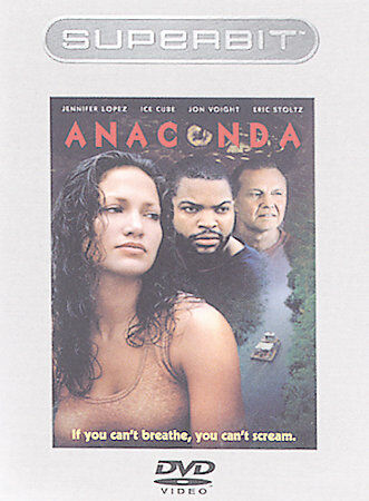 Anaconda Dvd 2002 The Superbit Collection For Sale Online Ebay