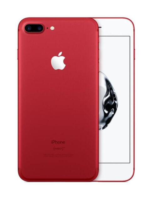 Apple Iphone 7 Plus Product Red 128gb Verizon A1784 Gsm For Sale Online Ebay