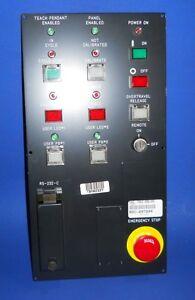 FANUC-A05B-2051-C121-OPERATOR-PANEL-NEW-PZF