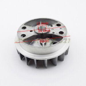 Easy Pull Starter Flywheel For 47 49cc Pocket Bike Minimoto Mini Dirt Bike Quad