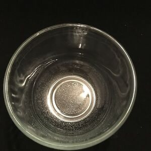 Oster-Regency-Kitchen-Center-10-Speed-Small-Mixing-Bowl-Glass-Vintage