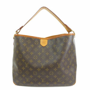 LOUIS-VUITTON-M40352-Shoulder-Bag-Delightful-PM-Monogram-Monogram-canvas