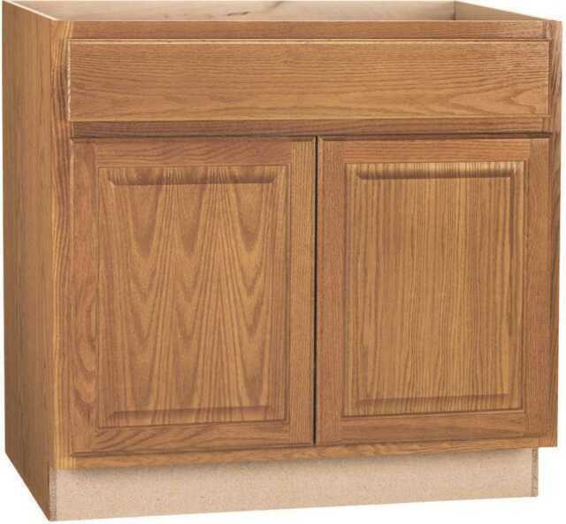 RSI HOME PRODUCTS HAMILTON SINK BASE CABINET, FULLY ...