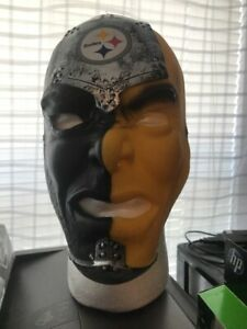 Franklin-Sports-NFL-Pittsburg-Steelers-Team-Fan-Face-Mask-Original-Style-NEW