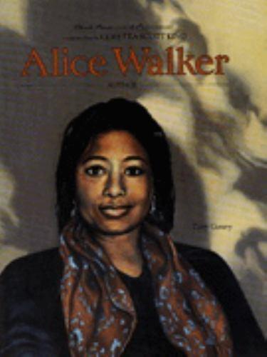 Alice Walker : Author by Tony Gentry
