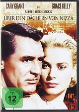 GRACE KELLY,JESSIE ROYCE LANDIS CARY GRANT-ÜBER DEN DÄCHERN VON NIZZA   DVD NEU