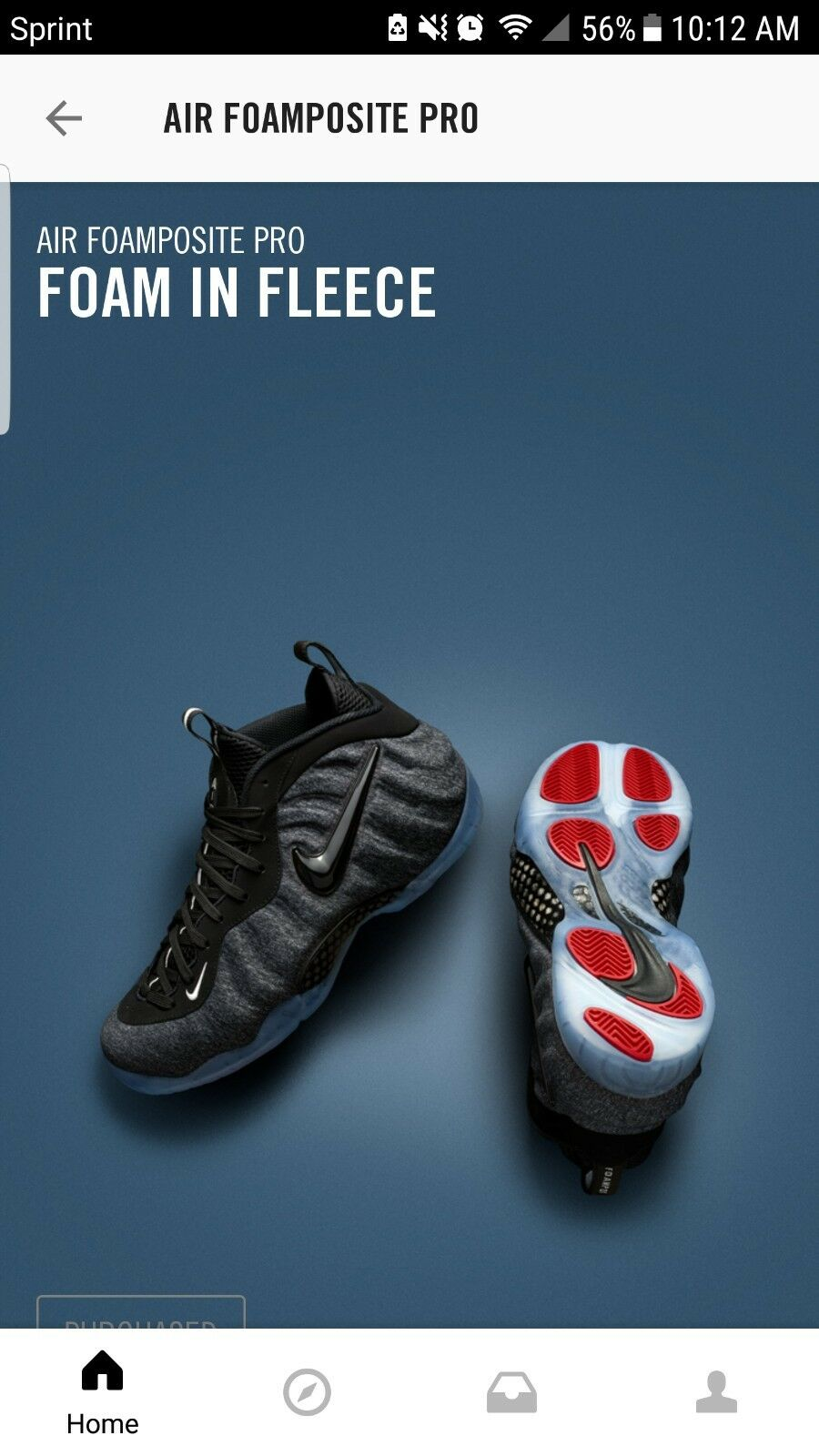 Nike Air Foamposite Pro Price reduction Comfortable Cheap and beautiful fashion