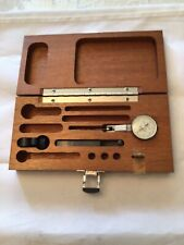 New Listingvintage Brown Amp Sharpe No 7032 3 Bestest Dial Indicator 0001 Accessories