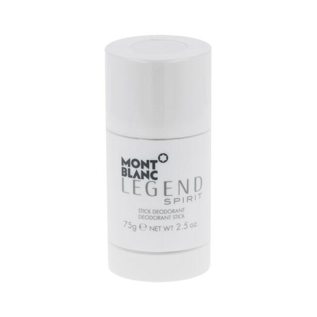 Mont Blanc Legend Spirit Desodorante Barra 75G (Hombre)