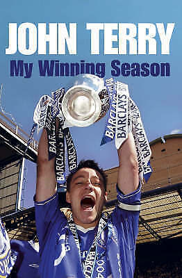1 of 1 - My Winning Season by John Terry (Hardback, 2005)