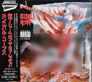 Cannibal Corpse - 1992 - Tomb Of The Mutilated (+ 2 Bonus Track) OBI