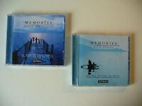 Memories - where is the love & blue velvet, 2 Alben, CD (Box 67)