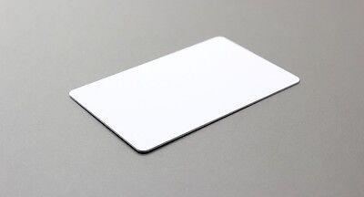 CR80 Credit Card size 30 Mil,GQ 200 MIFARE Classic® 1k Blank White PVC Cards