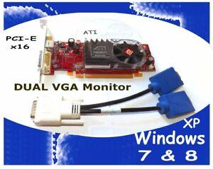 Dell-TOWER-Video-Card-Dimension-Inspiron-Optiplex-Vostro-Dual-Monitors-VGA