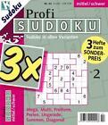 Profi-Sudoku 3er-Band Nr. 2 (2013, Taschenbuch)