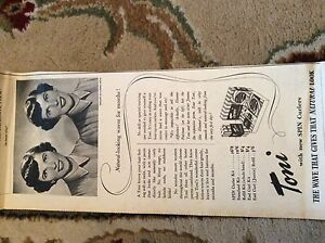 75-4-ephemera-1951-advert-folded-toni-with-new-spin-curlers-hair