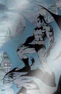 BATMAN-608-JIM-LEE-VIRGIN-FOIL-VARIANT-NM-HUSH-HARLEY-CATWOMAN-JOKER-DC-COMICS