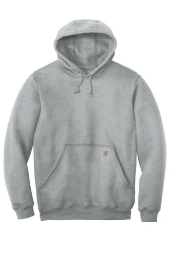 Carhartt Mens Midweight Hooded Sweatshirt Pullover Work Long Sleeve Hoodie K121