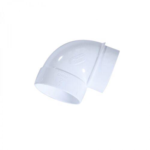 Sicherheitsbogen 90° Spigot für die Verwendung hinter einer Saugdose
