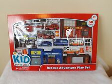 Kid Connection Rescue Adventure Play Set