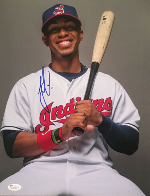 FRANCISCO LINDOR ( CLEVELAND INDIANS )  - TWO SIGNED  5x7  PHOTO REPRINTS