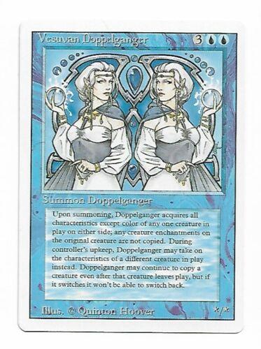 Magic The Gathering ~ 1x Vesuvan Doppelganger ~ REVISED ~  MP