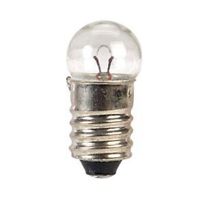 KL-6-5V-300mA-Miniature-MES-Lamp-Bulb-KL-Miniature-Pack-of-5