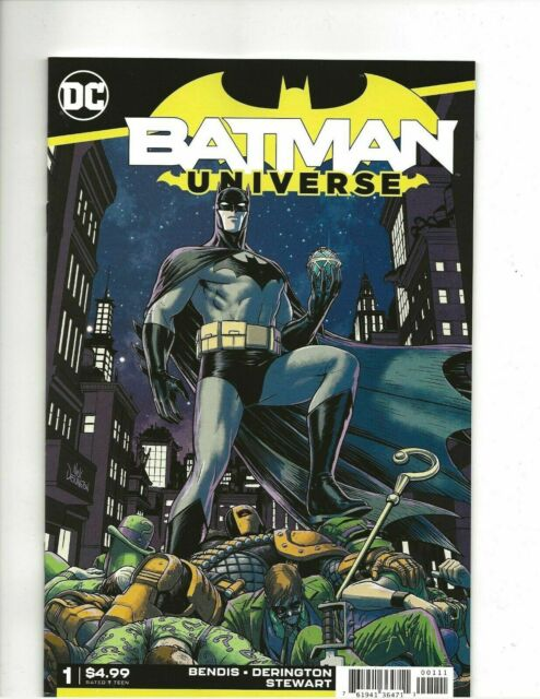 Batman Universe #1 Bendis DC Universe Comic 1st Print 2019 unread NM