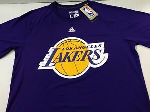 40d3220c6 NBA LOS ANGELES LAKERS ADIDAS ULTIMATE TEE RAGLAN SHORT SLEEVE MEN S ...