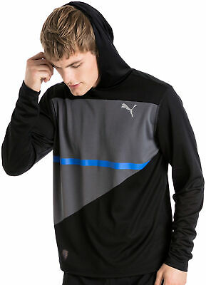 Puma Ignite Mens Running Hoody - Black