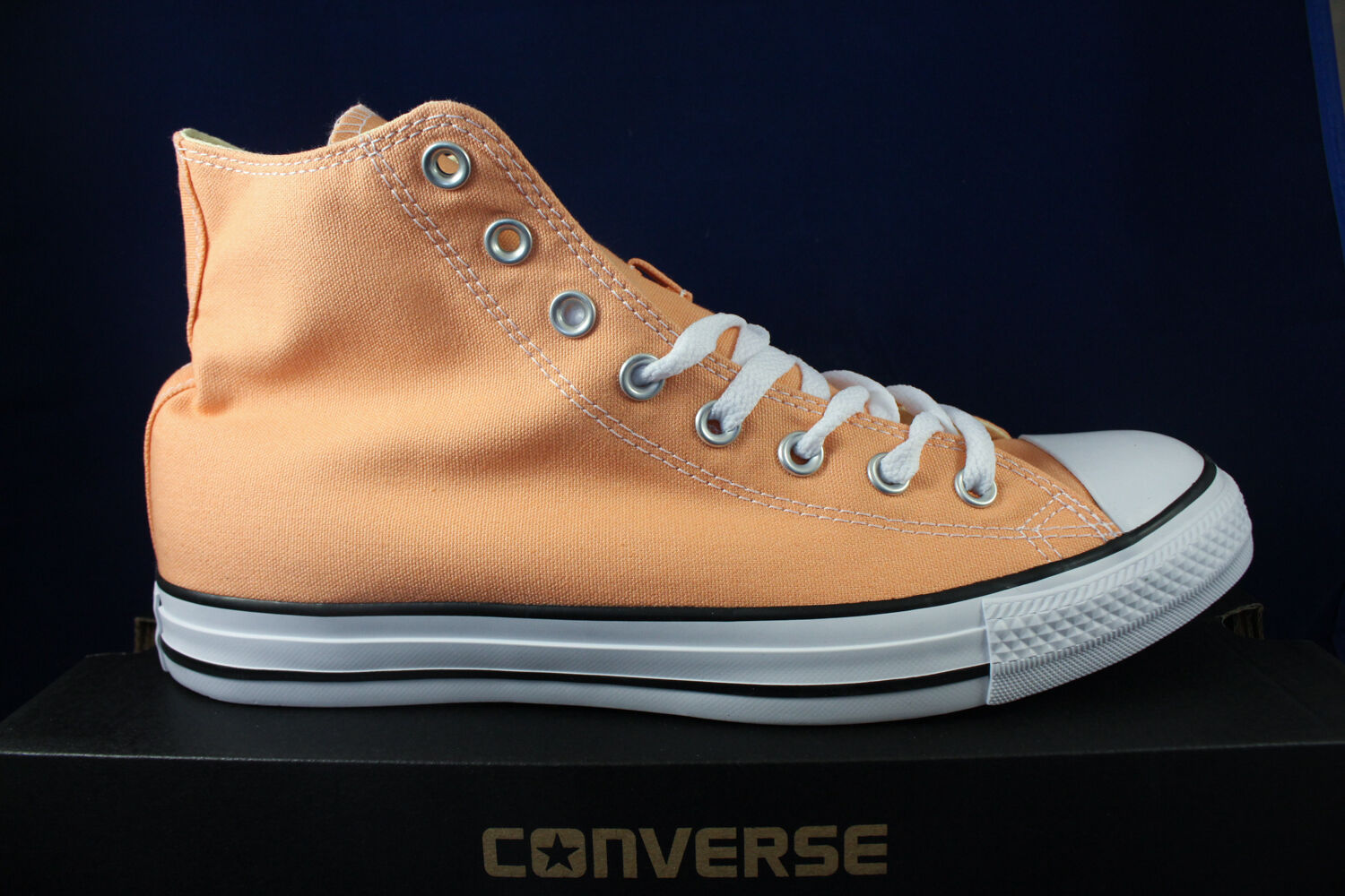 1dc05485ade1 CONVERSE CHUCK TAYLOR ALL STAR CT AS AS AS HI SUNSET GLOW 155567F SZ 7  bd69bf
