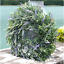 Lavender-Wreath-Simulation-Plant-Fresh-Flower-European-Style-Wedding-Home-Decor thumbnail 6