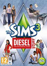 Los Sims 3: Diesel Stuff (PC/Mac, región libre) Origin clave de descarga