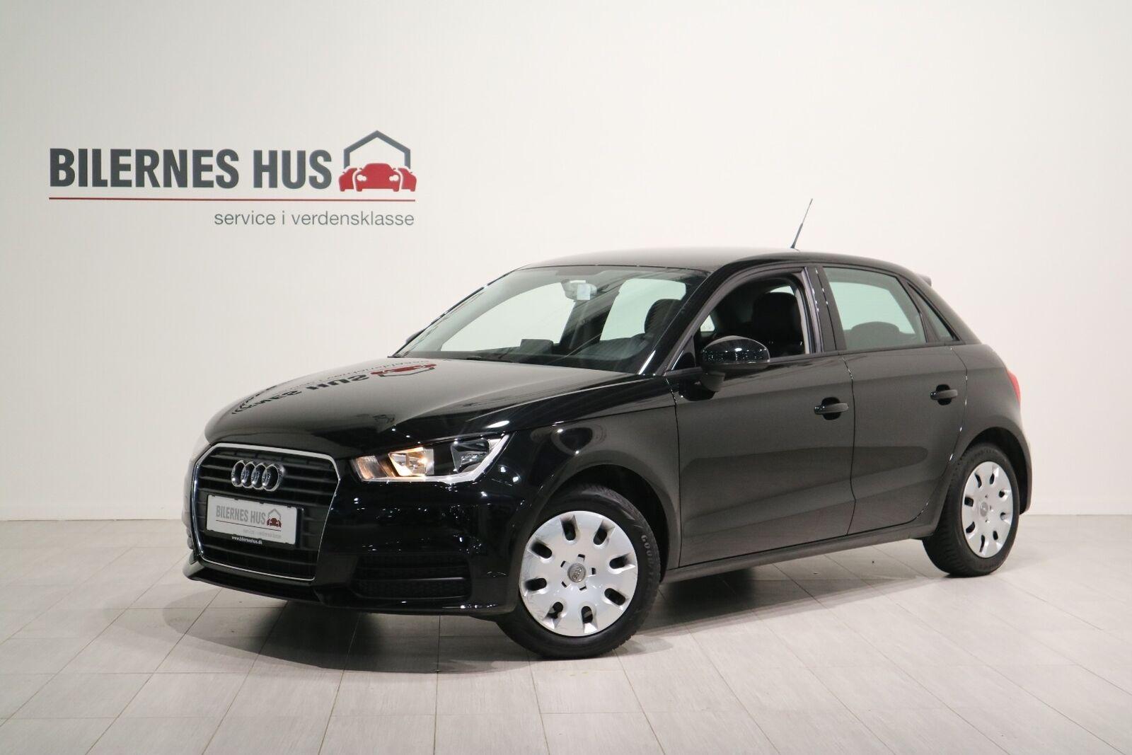 Audi A1 Billede 6